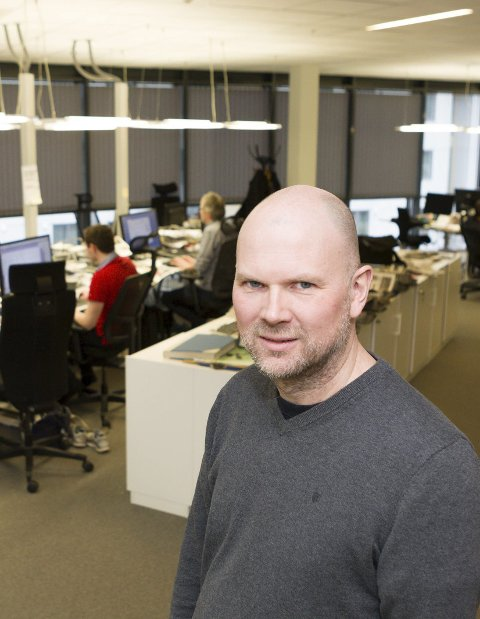 Redaktør: Mediene går nærmest opp til eksamen, mener Thor Sørum-Johansen.