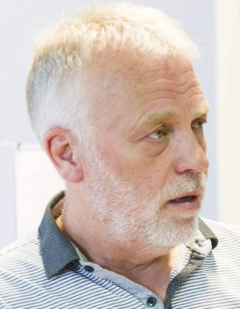 Optimist: Rektor Jostein Stø