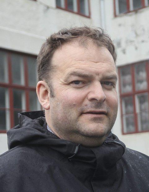 Ordførar: Roald Aga Haug seier det er to prosjekt som skil seg ut. Arkivfoto