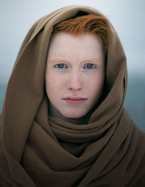 """Øyeblikk: Tina S. Hult har bidratt med flere fotografier til konkurransen hos Haugaland Fotoklubb. Dette har hun kalt """"From the North"""". Foto: Tina s. Hult"""