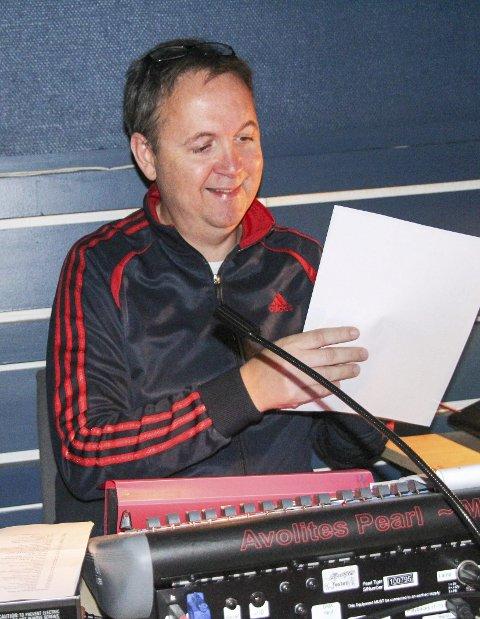 TEATER: Niels Petter Solberg har regi og manus på  nytt stykke.