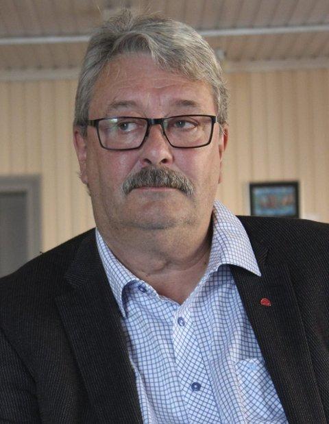 Kutt: Utgiftene må ned, konstaterer fylkesråd Knut Petter Torgersen.