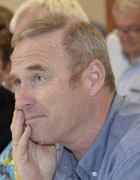 Kritisk: Thorleif Fluer Vikre (Frp) er kritisk til en omtaksering for eiendomsskatt.