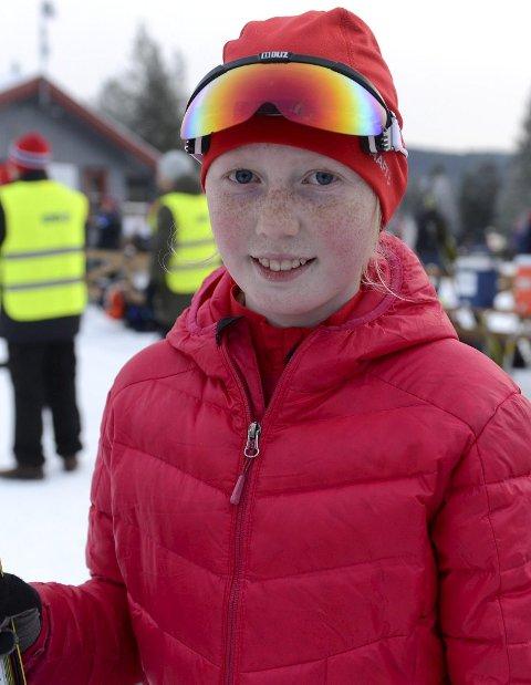 KM-SØLV: Marie Løitegård Hamgaard, Rødberg.
