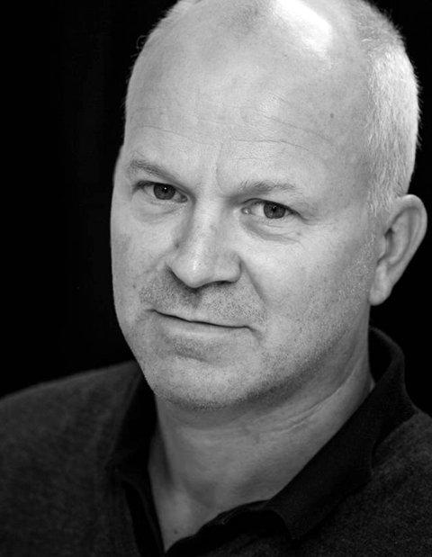 Reagerer: Pål A. Næss, redaktør og daglig leder i Lierposten.