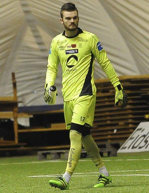 FERDIG I SUNDET: Christopher Lund Tronhus flytter hjem til Trondheim.