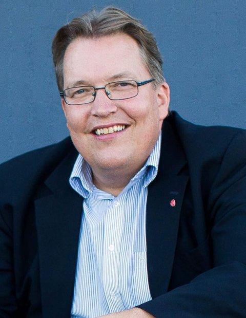 Ja til regler: Leder Sverre Myrli i Akershus Ap.
