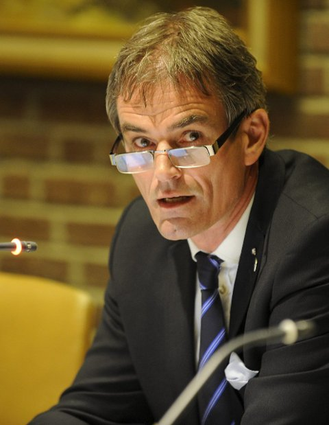 Bystrand: Bjørn Ole Gleditsch er positiv, men ...