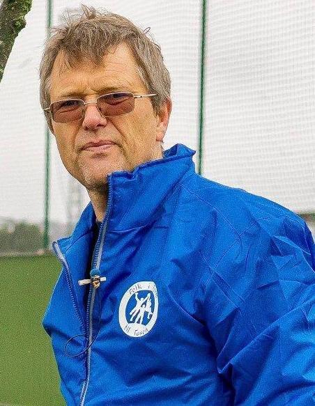 FINNE LØSNING: Kjell Einar Andersen i Sarpsborg Idrettsråd.
