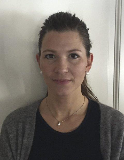 RÅDGIVER: Tove Beate Warset er rådgiver ved Ringshaug ungdomsskole.