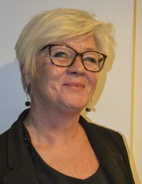 Gir seg: May Britt Lunde er klar for å bruke tiden sin på andre ting enn politikk.