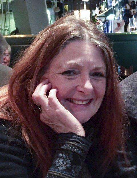 Løveid: Cecilie Løveid er en av lyrikerne som kommer til  Vise og lyrikkfestivalen.