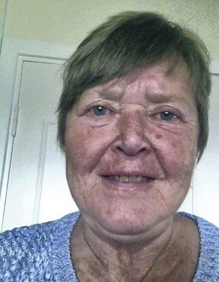 Vil hjelpe: Styreleder Britt Berntsen vil gjerne hjelpe liunger som har rastløse bein.