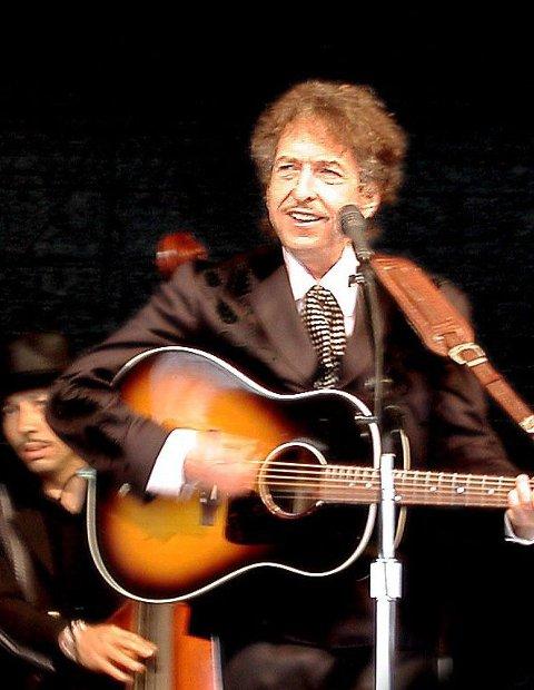 SPØRSMÅL 4: Bob Dylan har et bredt musikkrepertoar. Han kom tidlig ut med et countryalbum. Hva heter det?