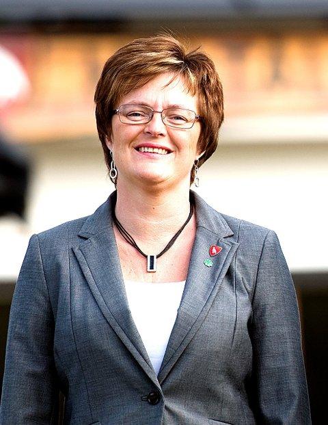 PÅ STORTINGET: Heidi Greni (Senterpartiet).      Arkivfoto: N.K. Nesvold