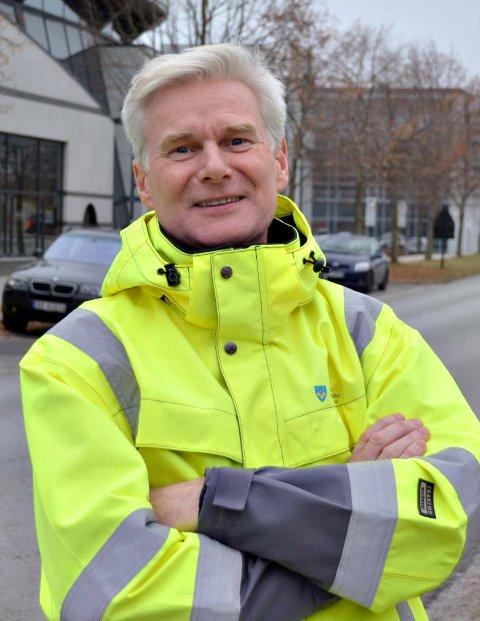 Artikkelforfattar: Fylkesvegsjef Jan Ole Tønnesen. Foto: Ingvild Dverseth Sæter.