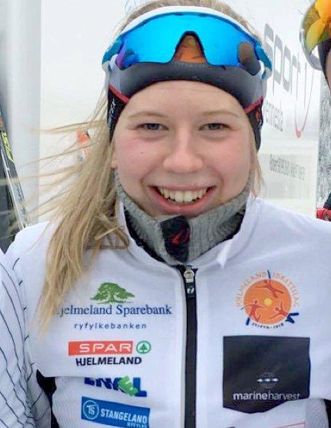 Kristrun Gudnadottir er alt kvalifisert for sprinten i VM i Seefeld. I ettermiddag skal ho også prøva å kvalifisera seg for distanserenna.
