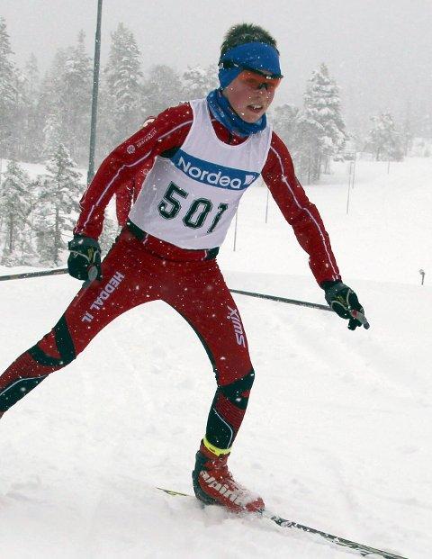 PÅ PLASS: Vebjørn Hovdejord er på hjemmebane i NRK-ruta i morgen.