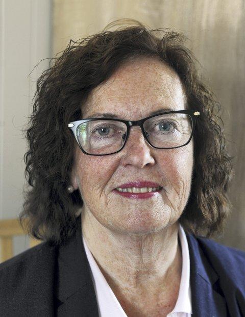 Ann-Kristin Sørvik fra Averøy er valgt inn i Møre bispedømmeråd.