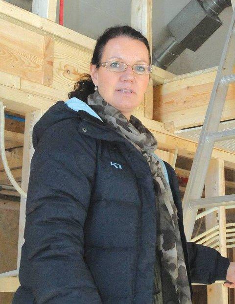 Ny jobb: Linda Fedje har fått persmisjon fra styrer-jobben når hun snart skal begynne som virksomhetsleder i Bamble.