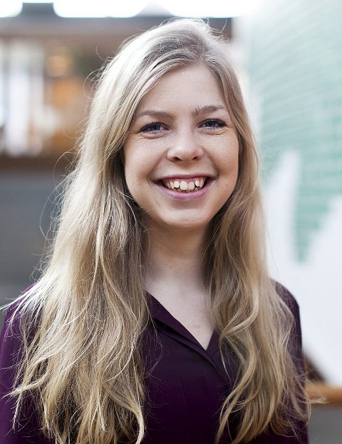 Helsestasjonen er et bra tilbud, mener Linnea Reitan Jensen, leder for Velferdstinget.