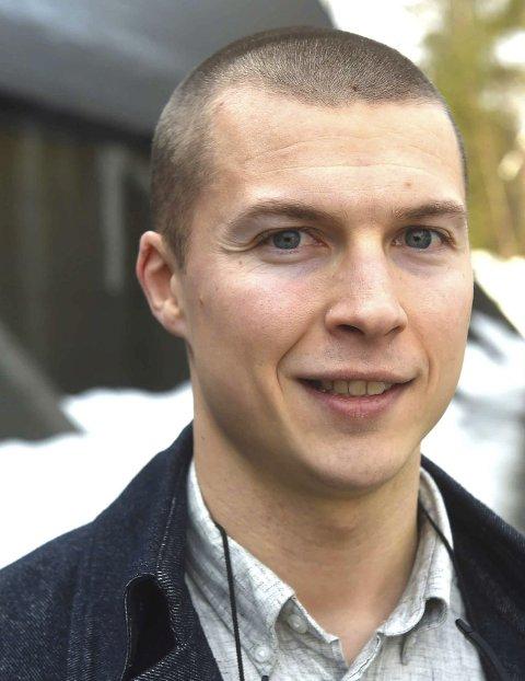 SPORTSLIG LEDER: Henrik Aabelvik og Miners hadde håpet de skulle spilt hjemmekamp mot Tromsø Storm søndag. Slik blir det ikke.