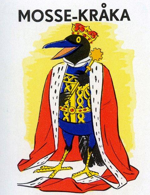 """FIRKORT: """"Mossefirkortene"""" ble produsert på initiativ fra Moss industriforening i 1950."""