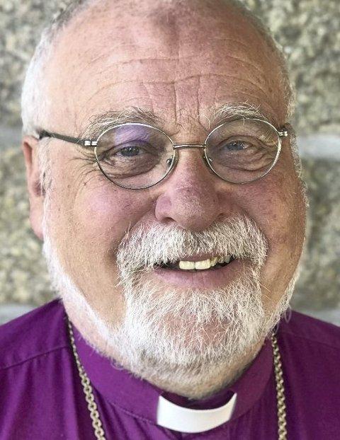 Biskop Atle Sommerfeldt