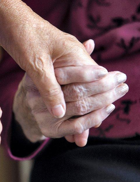 AKTIVITETSVENN: Tønsberg kommune inviteterer til kurs aktivitetsvenner for demente.