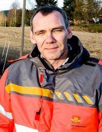 Avdelingsdirektør Nils Audun Karbø i Statens vegvesen.