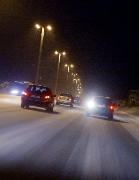 E6: Økende trafikk og endrede kjøremønstre. Illustrasjonsfoto