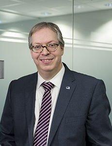 KOMMER: Statssekretær Thor Sættem i Justis- og beredskapsdepartementet. FOTO: Olav Heggø, fotovisjon AS