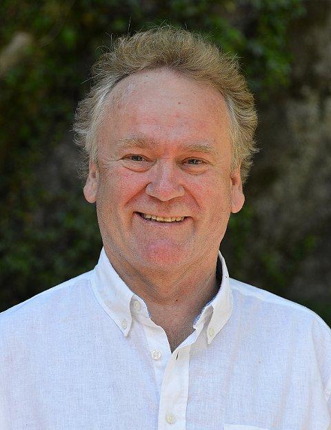 Innleggsforfatteren Erling Jordtveit.