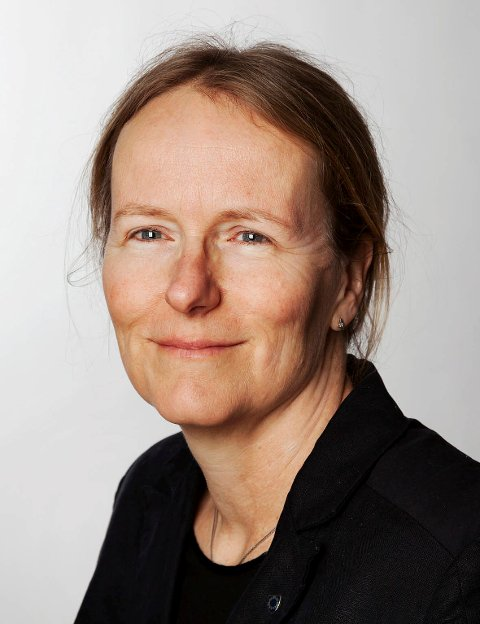 Kari Hesselberg, helse- og omsorgssjef i Øvre Eiker