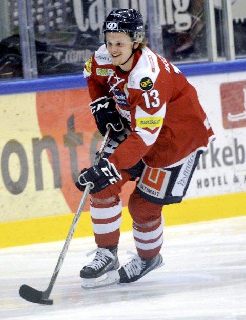 Sondre Bjerke er en av fire lokale spillere som klar for spill på U25-landslaget til helga.