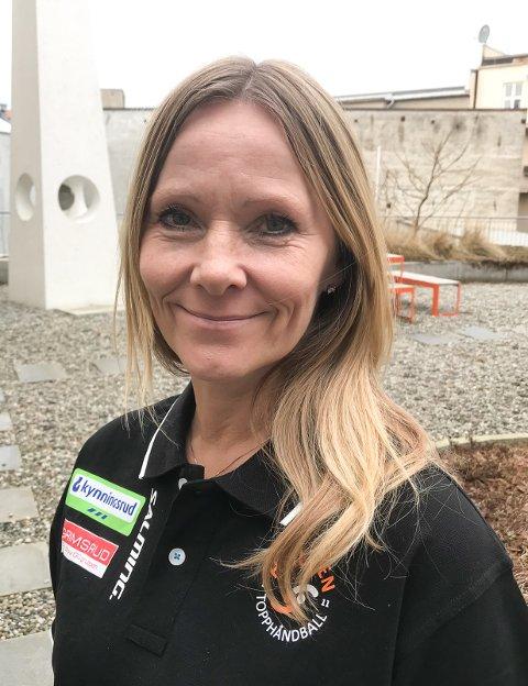 KLAR: - HTH har fått til mye allerede, og med en styrket organisasjon er framtida spennende, sier Kaldestad-Rognøy.