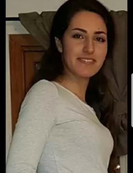 DREPT: 23 år gamle Roya Hashemi ble drept ved Feiring 8. august. Bildene er publisert i samsvar med avdødes familie.