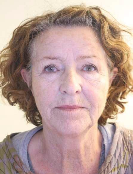 BORTE: Anne-Elisabeth Hagen (69). Foto: Politiet