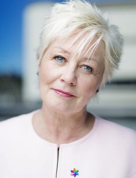 Anne Lise Ryel er generalsekretær i Kreftforeningen, som nok en gang arrangerte aksjonen Krafttak mot Kreft i forrige uke. I Bodø ble det samlet inn over 337.000 kroner.