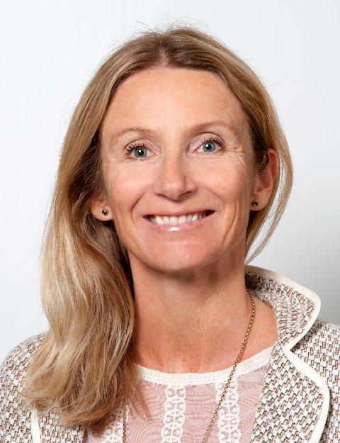 Anne Simonsen avlyser deltagelse på kongress i Orlando for å motta pris av Hans Majestet Kong Harald på slottet.