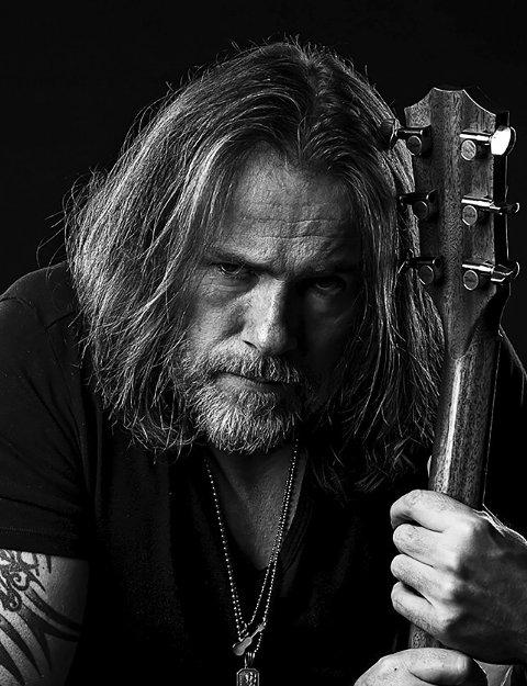 ARTISTSLIPP: Den norske gitaristen og vokalisten Bjørn Berge spiller på Codstock festivalen i 2020.
