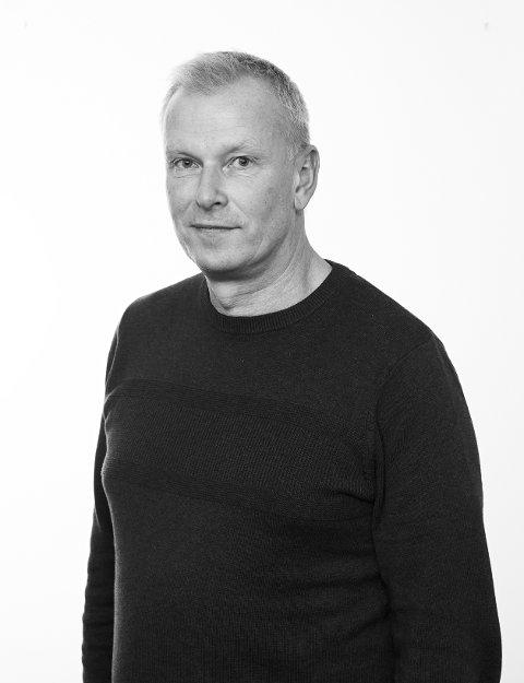 Geir Olav Flåan. Journalist i Trønder-Avisa.