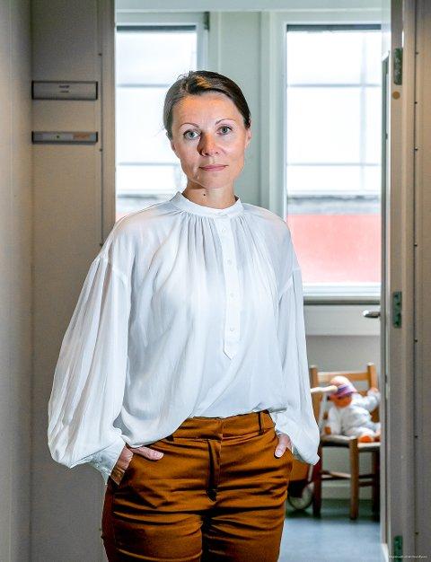 MESTRING: I tre år har Agnethe Linnes Krøyserth hatt rollen som skolelos i Tromsø. Hun mener det kan oppleves som et press, både for lærere og elevene, at alt læringsarbeid brukes som grunnlag for vurdering, og mener mestringsfokuset må få mer plass i undervisningen.