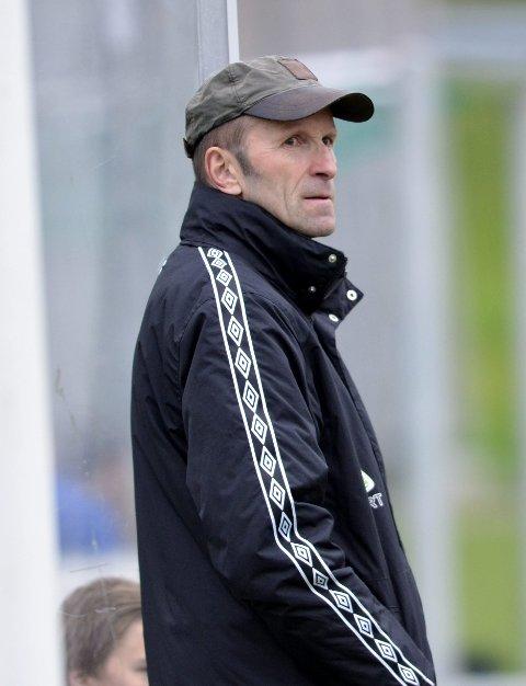 Æresmedlem 2: Jarle Råum har i løpet av karrieren vært A-lagstrener for Mo IL i ni sesonger.