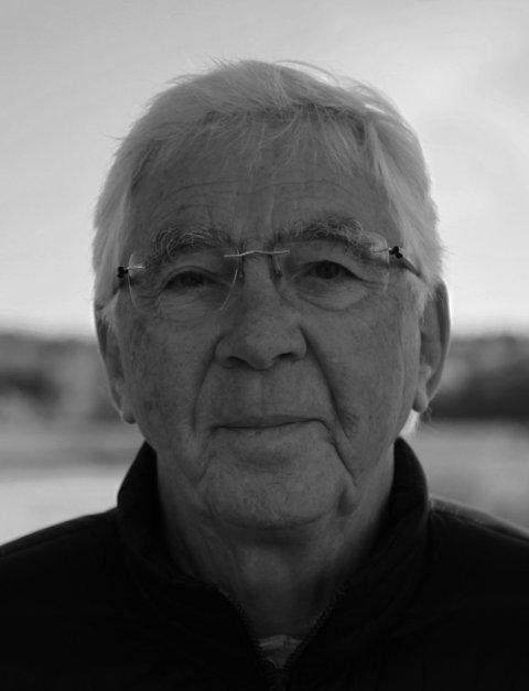 Forfatter. Karl Ottar Fjeld har skrevet mye om krigen  i Åbygge, Borge og Torsnes årbok.