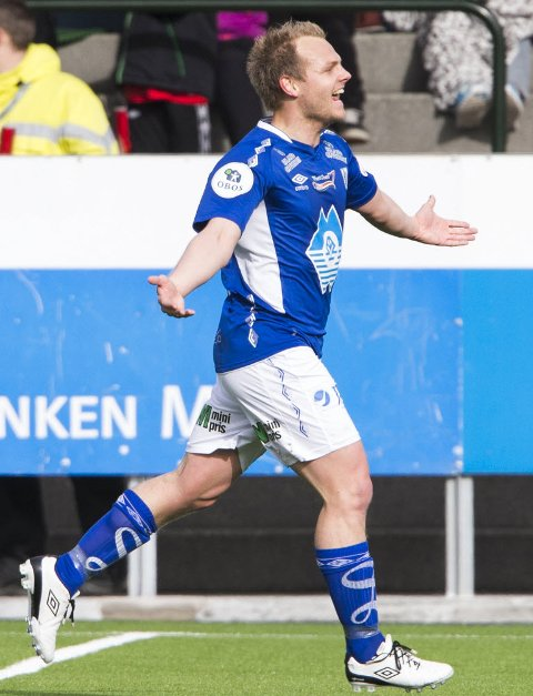 Magnus Myklebust.