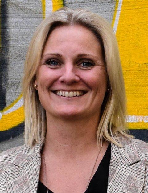 """GLEDER SEG: Extend-leder Camilla Samuelsen Matre er veldig fornøyd med å kunne tilby """"Nøtteknekkeren"""" til absolutt alle som måtte ønske å se den."""