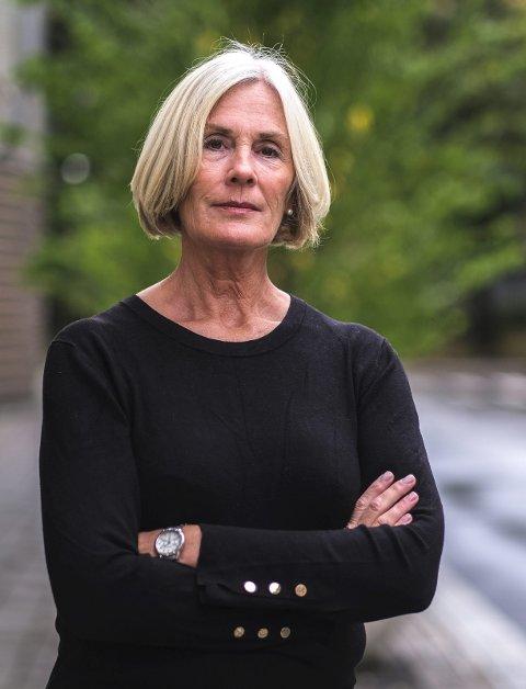 MA: Rusfri Trafikk, Elisabeth Fjellvang Kristoffersen. Foto: Sigmund Sagberg Andersen