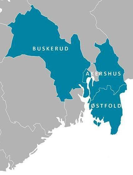 Dilemma: Norge skal deles inn i regioner, det er vedtatt.