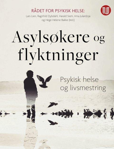 LANSERES TORSDAG: Fagbok om psykisk helse  blant asylsøkere og flyktninger.